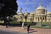 Royal Pavilion in Brighton